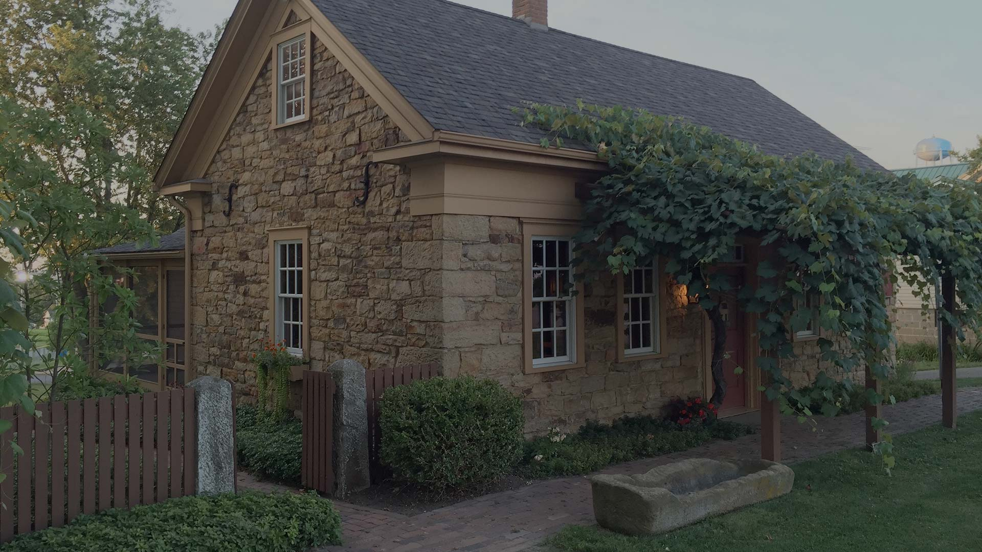 Welcome To Beautiful Stone Cottage Inn